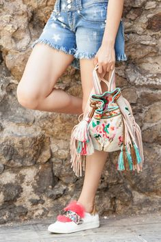 Mochila bag by Möchi. Showcased model: Gipsy