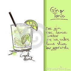 illustration-mit-gin-tonic-cocktail-34386928.jpg 400×400 Pixel