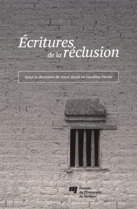Ecritures de la réclusion / Isaac Bazié, Carolina Ferrer ; Collectif http://bu.univ-angers.fr/rechercher/description?notice=000803271