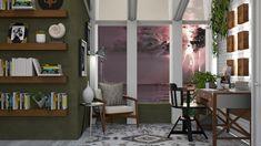Roomstyler.com - Storm Glass Pendants, Interior, Room, Design, Bedroom, Indoor, Rooms, Interiors, Rum