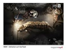 #WWF - Extinction Can't be Fixed