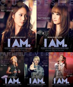 f(x) character posters for upcoming film, 'I AM', revealed #allkpop #FX