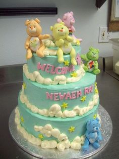 Cake Bears cares