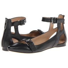 reaction ankle strap flats - Google Search