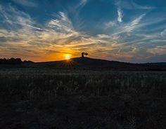 Sunset in Bibbona New Work, Behance, Celestial, Sunset, Gallery, Check, Outdoor, World, Behavior