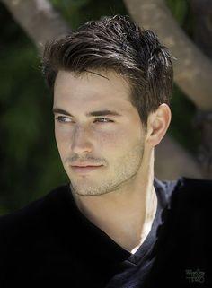 So handsome! Travis Caldwell