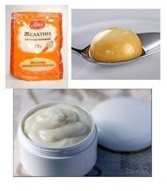 рецепт домашнего ламинирования волос с помощью желатина