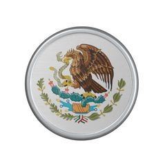 Mexican coat of arms Bumpster Speaker