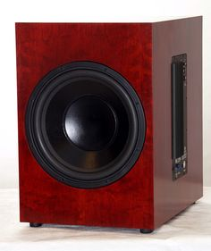 """Seaton Submersive HP sub, one of, if not the best performing sub for home theater.  Dual opposed 15"""" woofers driven by 2400 watts.  $2195 per, $2095 when buying multiples."""