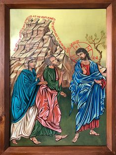 Sacred Mysteries — The Studio of John the Baptist John The Baptist, Sacred Art, Mystery, Studio, Painting, Religious Pictures, Modern, Painting Art, Studios