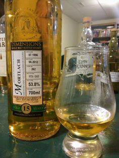 Mortlach 15 Duncan Taylor Dimensions [Review] #scotch #whisky #whiskey #malt #singlemalt #Scotland #cigars