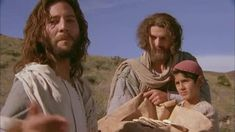 video... Jesus feeds 5,000 multiplying 2 fish and 5 loaves.