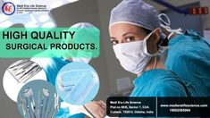 Incorporated in the year 2003 , We MEDI ERA LIFE Science India are occupied in Manufacturing and Supplying an exclusive collection of Surgical products such as Infusion Sets, I V Sets, Blood Transfusion Set, Urine Bags, Surgical Gloves etc. Since our commencement, we have been indulged in offering topmost quality products to our clients after being stringently checked against numerous quality parameters.