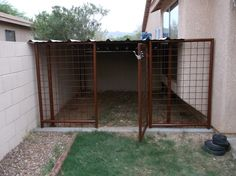 Easy to Make Outside Cat Enclosure with PetSafe Dog ...
