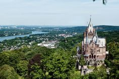 Schloss Drachenburg  Foto: Schloss Drachenbrug gGmbH/Christoph Fein