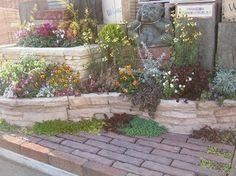 簡単花壇4 ジョイフル …