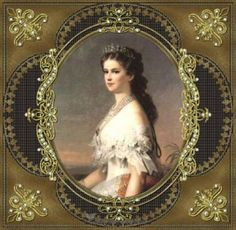 "Empress Elisabeth of Austria (""Sisi"") |  L'histoire de Sissi"