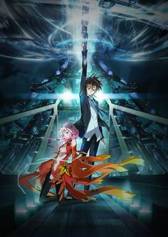 Guilty Crown has an amazing story, amazing characters, and an amazing soundtrack!