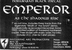 Band flyers (Norwegian Black Metal)-054