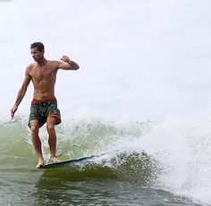 Joel Tudor Via Surfline. Photo: Nikki Brooks