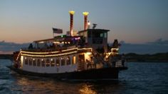 Great value for sunset cruise on the Pilgrim Belle