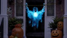 How to Blow Over $20,000 Decorating Your Home for Halloween -
