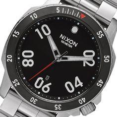 ニクソン NIXON レンジャー RANGER クオーツ メンズ 腕時計 A506-000 ブラック
