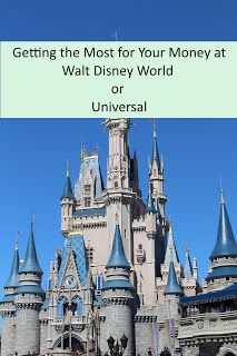 Racing Towards Retirement: Getting the Most for Your Money at Disney or Unive...