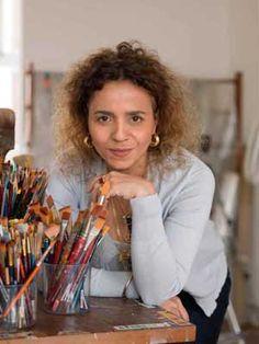 A artista plástica carioca Beatriz Milhazes abre mostra 'Itinerário gráfico' em Belo Horizonte