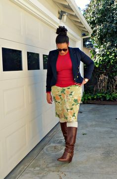 Modest Clothing: Pants into a Skirt - MoMoMod - Modest Style Blog ...