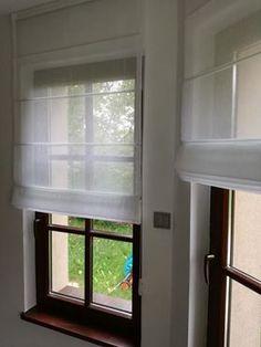 Window Dressings, Roman Blinds, Roman Shades, Stores, Windows, Bedroom, Interior, House, Food