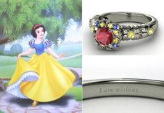 bague princesse disney 13