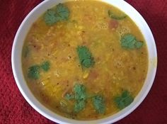 Moong Dal Sambar Recipe and Nutrition Chart - YumZen Coriander Leaves, Curry Leaves, Nutrition Chart, Food Nutrition, Indian Food Recipes, Ethnic Recipes, Coriander Powder, South Indian Food, Healthy Snacks