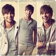 chase crawford how can u not like him he's just so attractive and look at that smile i mean seriously how can u not love that smile :)