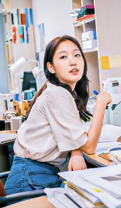 Harry Potter Spells, Kim Go Eun, Dramas, King, Queen, Celebrities, Girls, Outfits, Fashion