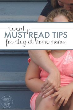 5 Stay at Home Mom Tips when You Feel Lonely – Happily Ever Mom
