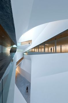 Tel Aviv Museum of Art von Preston Scott Cohen | Studio5555