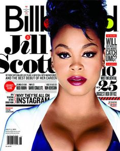 """Jill Scott    SOMETIMES A GAL JUST FEELS HER SENSUALITY RISING TO THE SURFACE.  ASIA LOVES A BOLD LIP & A LITTLE """"UMPH.""""  ; )"""
