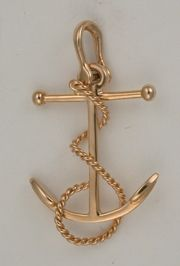 she wears the golden anchor...