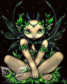 Jasmine Becket-Griffith, an American Gothic fairy and fantasy artist, is one of the most prolific and beloved artists of all time! Gothic Fantasy Art, Gothic Fairy, Fantasy Kunst, Dragons, Kobold, Fairy Pictures, Moon Pictures, Fantasy Pictures, American Gothic
