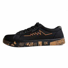 pretty nice 625eb 0537d Tienda Online Nuevo 2019 Primavera Verano zapatos de lona zapatos de los  hombres zapatillas de deporte