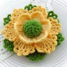Linda's Croche COM AMOR