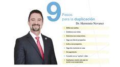 Los 9 Pasos para la Duplicación - Dr. Herminio Nevárez Youtube, Reunions, Goals, Youtube Movies