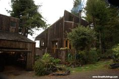 Lawrence house, California MLTW/ Moore- Turnbull reference from Francis D. King - Form Space and Order Stonehenge, Sea Ranch, Bodega Bay, Building Images, Forest House, Architecture, Curb Appeal, My House, Building A House