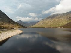 The Silent Valley Reservoir is a reservoir located in the Mourne Mountains near Kilkeel, County Down in Northern Ireland.  (Photo by Jule Berlin)