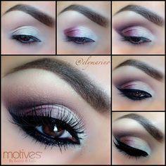 Easy step by step makeup. Set of 5 tutorials