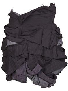 COMME DES GARÇONS Ruffle Skirt