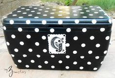 love the idea of personalizing my cooler...