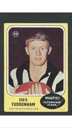 Football Cards, Baseball Cards, Collingwood Football Club, Have Fun, The Past, Soccer Cards