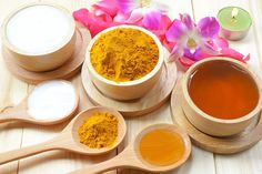 Tackle skin problems with Turmeric.
